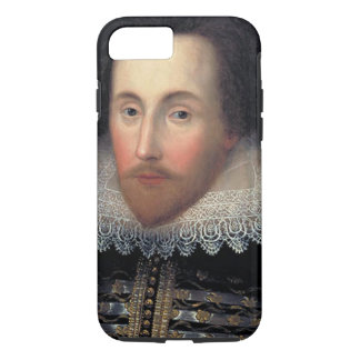 william shakespeare iPhone 8/7 case