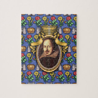 William Shakespeare Jigsaw Puzzle