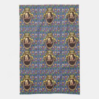 William Shakespeare Kitchen Towel