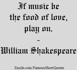 William shakespear love quotes