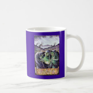 William Shakespeare Macbeth Witches Mug