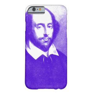 William Shakespeare Pop Art Portrait Barely There iPhone 6 Case