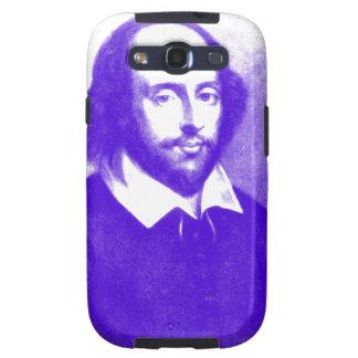 William Shakespeare Pop Art Portrait Galaxy S3 Covers