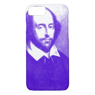 William Shakespeare Pop Art Portrait iPhone 7 Case