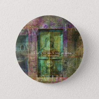 William Shakespeare quote ABOUT LOVE 2 Inch Round Button
