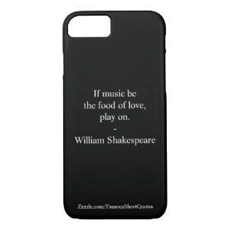 William Shakespeare Quote - Love Case-Mate iPhone Case