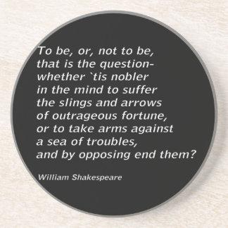 William Shakespeare`s `Hamlet` Coaster