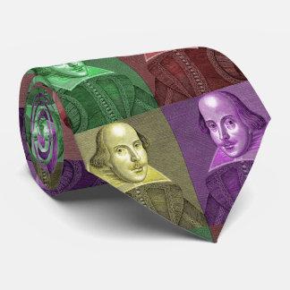William Shakespeare Tie