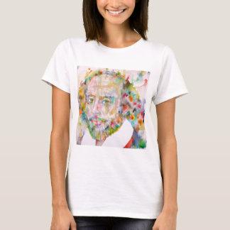 william shakespeare - watercolor portrait.1 T-Shirt