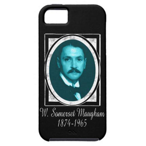 William Somerset Maugham iPhone 5/5S Cases