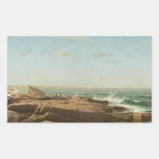 William Stanley Haseltine - Narragansett Bay Sticker