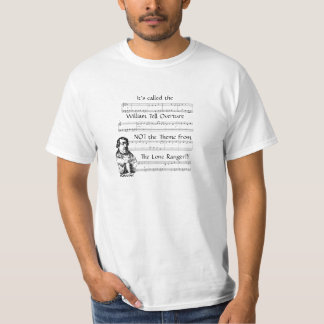 William Tell Overture T-Shirt