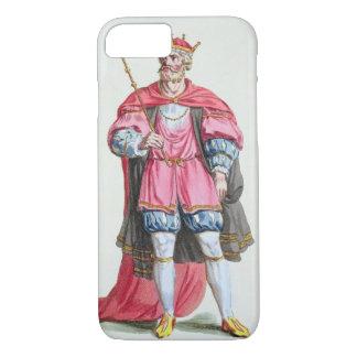 William the Conqueror (1027-87), from 'Receuil des iPhone 7 Case