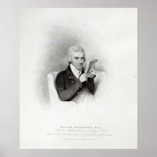 William Wilberforce Print