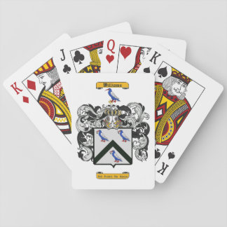 Williams (English) Playing Cards