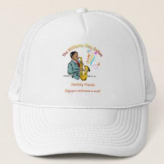 Williams Family Picnic - Classic White Trucker Hat