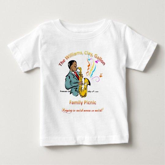 Williams Family Picnic - Infant T-Shirt