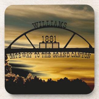 Williams Gateway Beverage Coasters