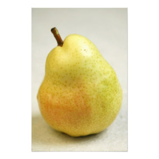 Williams pear For use in USA only.) Art Photo