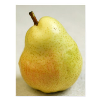Williams pear For use in USA only.) Postcard