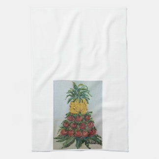 Williamsburg Apple Tree Kitchen Towel