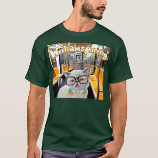 Williamspurrrrg Subway Shirt
