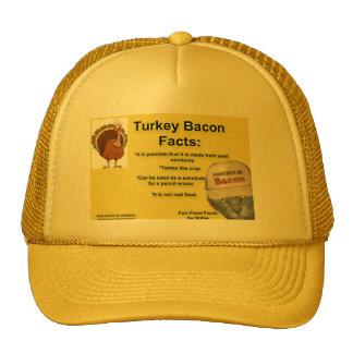 Willie BACON facts Trucker Hat