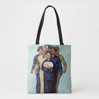 Willie Gillis' Package from Home Tote Bag