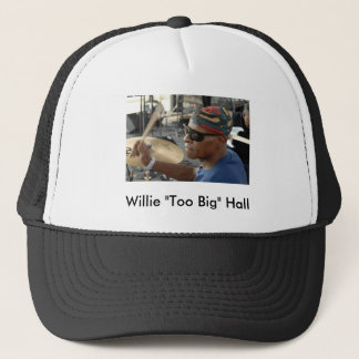 Willie Hall - Caps