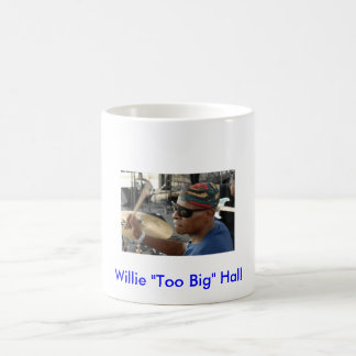 Willie Hall Mug