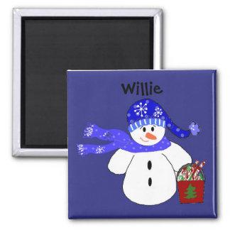 Willie - Place Holder Magnet