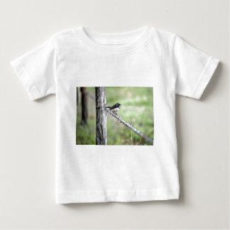 WILLIE WAGTAIL QUEENSLAND AUSTRALIA BABY T-Shirt