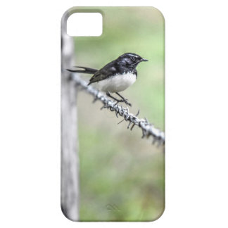 WILLIE WAGTAIL QUEENSLAND AUSTRALIA iPhone 5 COVERS