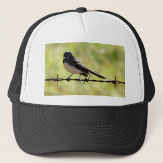 WILLIE  WAGTAIL RURAL QUEENSLAND AUSTRALIA TRUCKER HAT