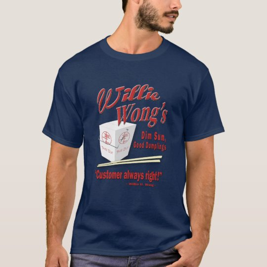 Willie Wong's Take-out T-Shirt