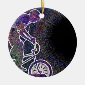 WillieBMX The Glowing Edge Ornament