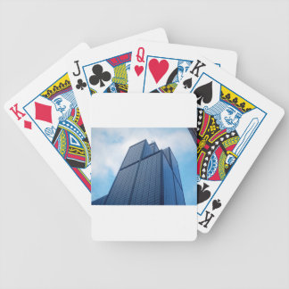 willis tower bicycle playing cards