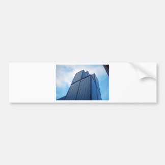 willis tower bumper sticker