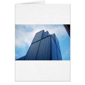 willis tower card