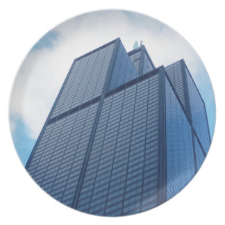 willis tower plate