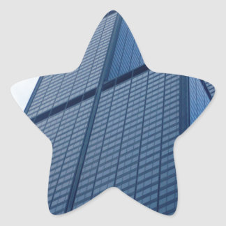 willis tower star sticker