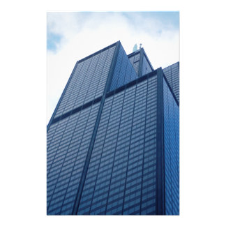 willis tower stationery
