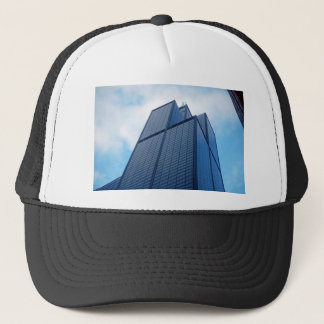 willis tower trucker hat