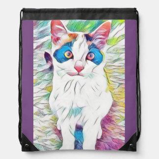 Willow2 Art10 Drawstring Bag