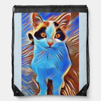 Willow2 Art26 Drawstring Bag
