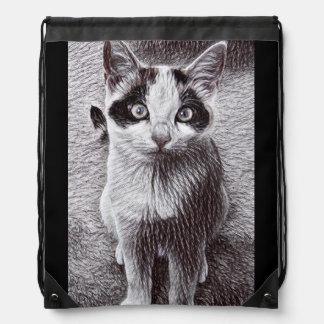 Willow2 Art2 Drawstring Bag