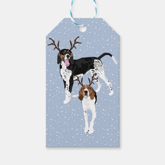 Willow and Walker Gift tags