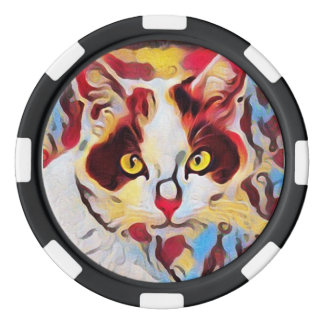 Willow Art23 Poker Chips