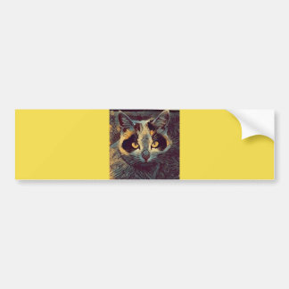 Willow Art26 Bumper Sticker