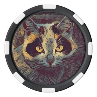 Willow Art26 Poker Chips